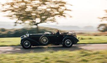 1929 Mercedes-Benz SSK