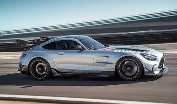 2021 Mercedes-Benz AMG GT-R Black Series