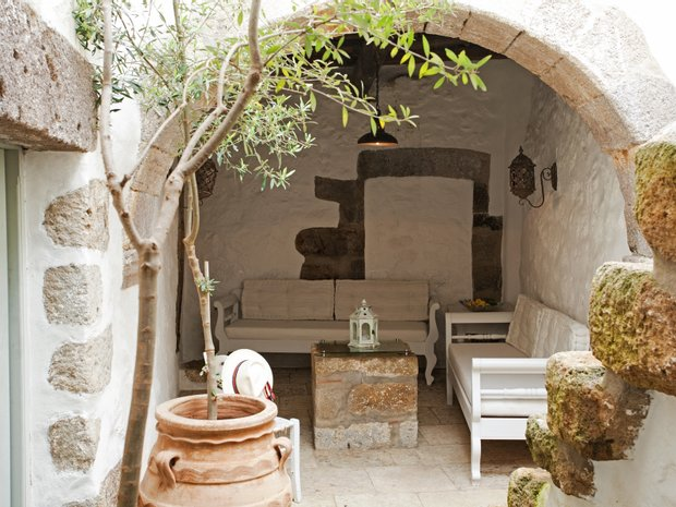 House in Patmos, Greece 1