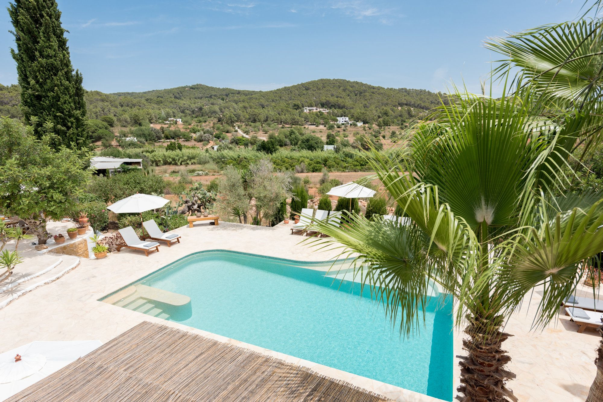 Villa in Santa Gertrudis de Fruitera, Balearic Islands, Spain 1