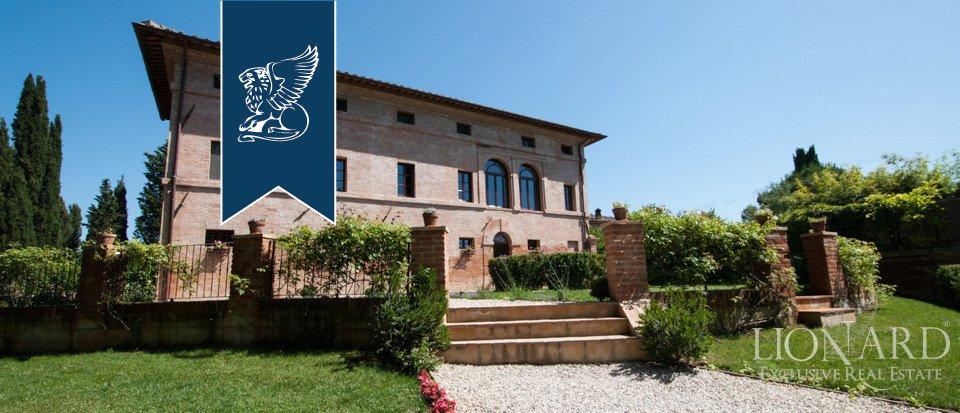 Villa in Provincia di Siena, Italy 1