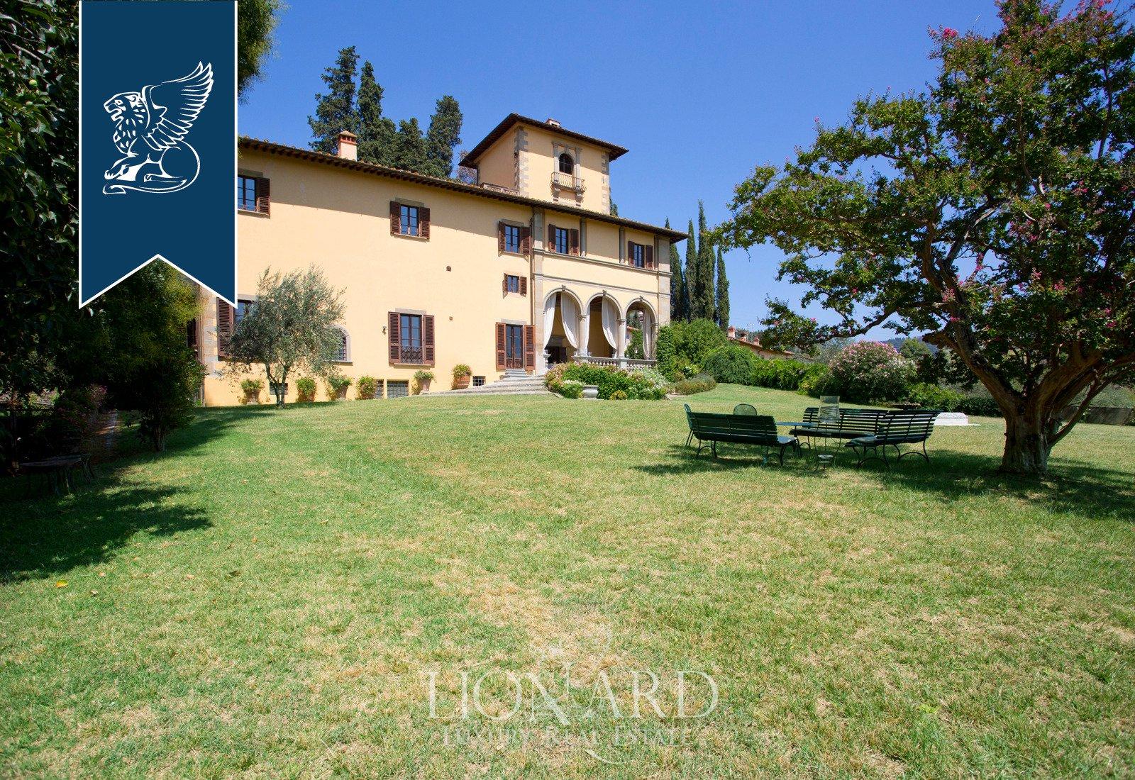 Villa in Florence, Tuscany, Italy 1 - 10918071
