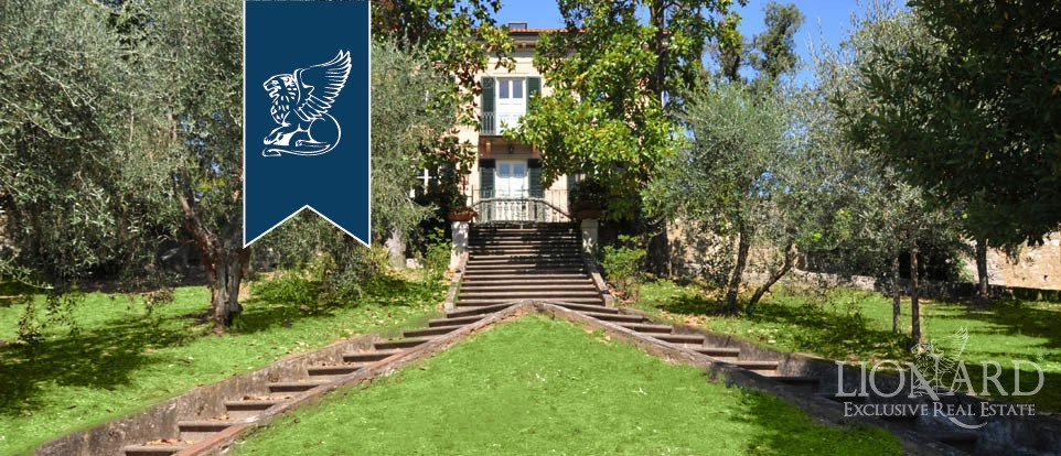 Villa in Province of Lucca, Italy 1