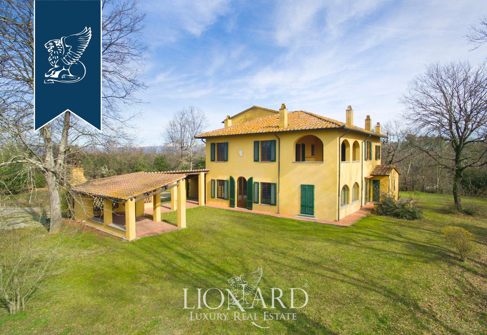 Villa in Galleno, Tuscany, Italy 1 - 11150362