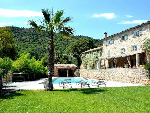 House in Auribeau-sur-Siagne, Provence-Alpes-Côte d'Azur, France 1