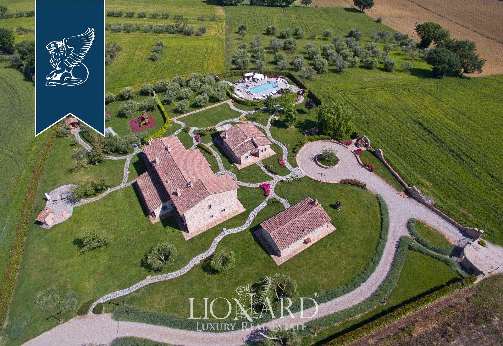 Villa in Cortona, Tuscany, Italy 1 - 11127447