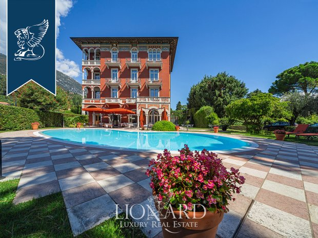Villa in Maderno, Lombardy, Italy 1