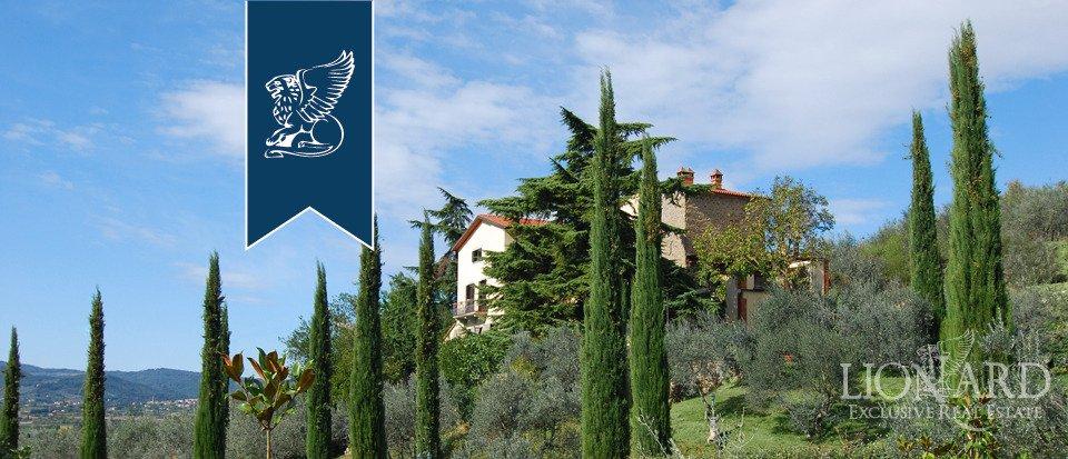 Villa in San Zeno, Toskana, Italien 1 - 10919193