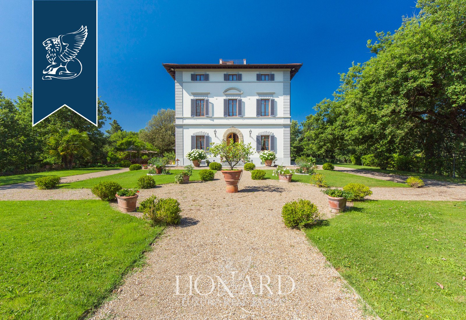 Villa in Lungarno, Tuscany, Italy 1 - 10919329