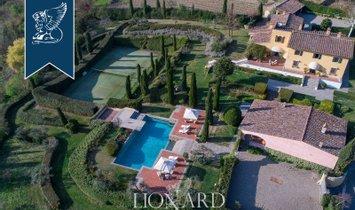 Villa in Montespertoli, Tuscany, Italy 1