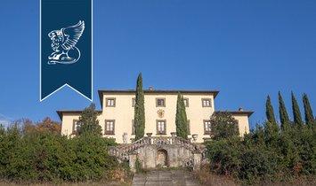 Villa in Cambiano, Tuscany, Italy 1
