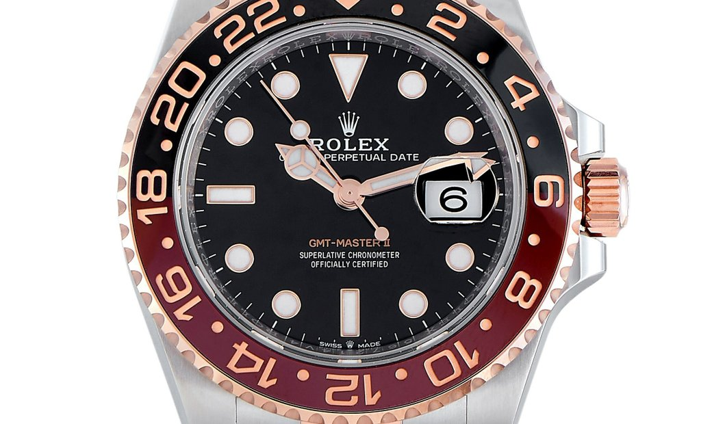 Rolex Rolex GMT-Master II Watch 126711CHNR-0002