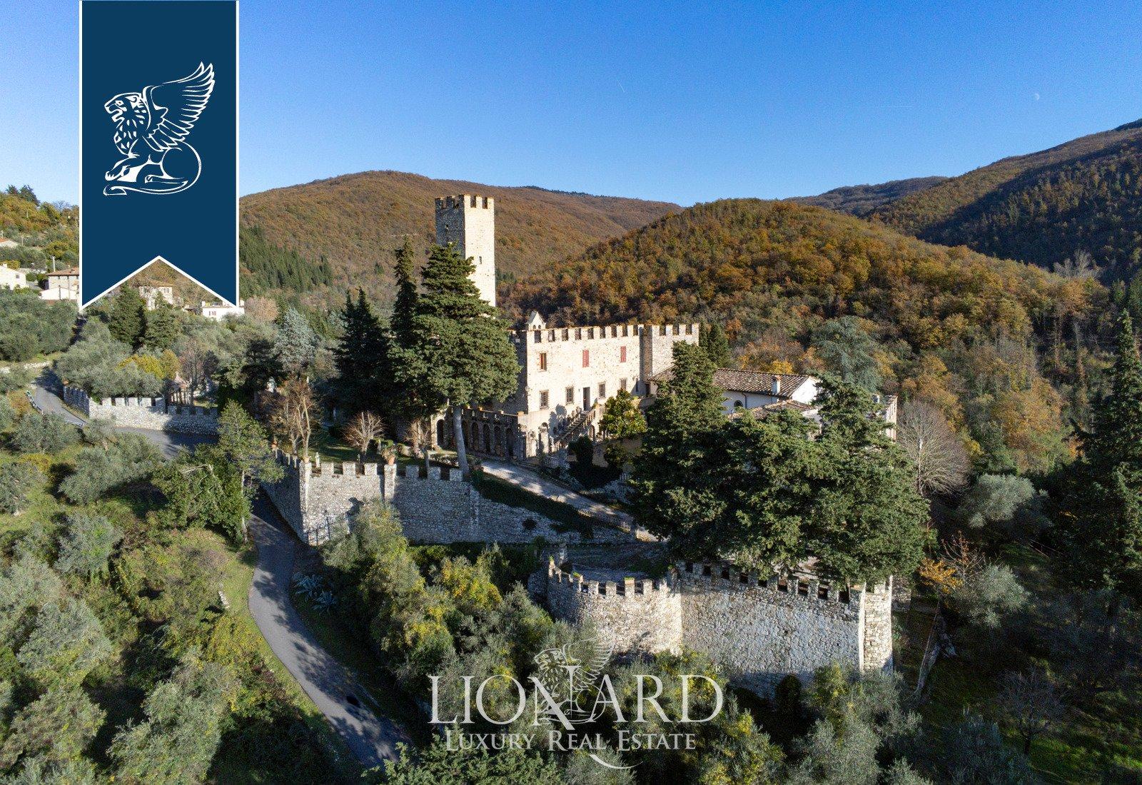 Castle in Legri, Tuscany, Italy 1 - 10919227