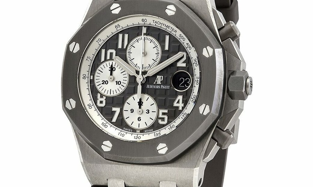 "AUDEMARS PIGUET RO OFFSHORE CHRONOGRAPH ""GHOST"" REF 26470IO.OO.A006CA.01"