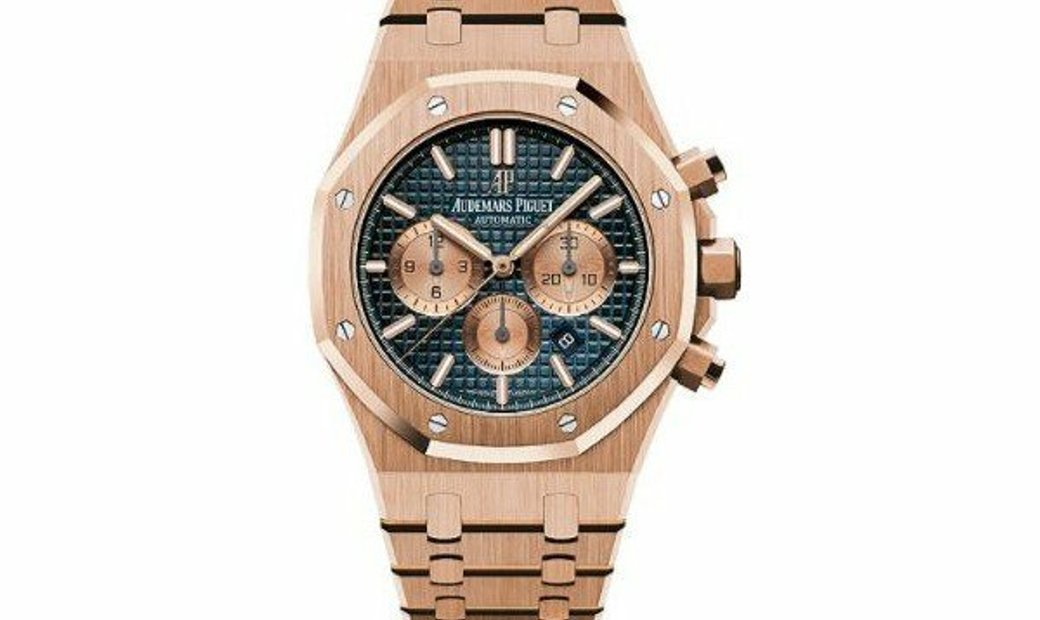 AUDEMARS PIGUET ROYAL OAK CHRONOGRAPH REF 26331OR.OO.1220OR.01