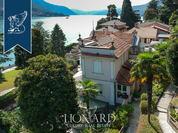 Villa in Carate Urio, Lombardy, Italy 1