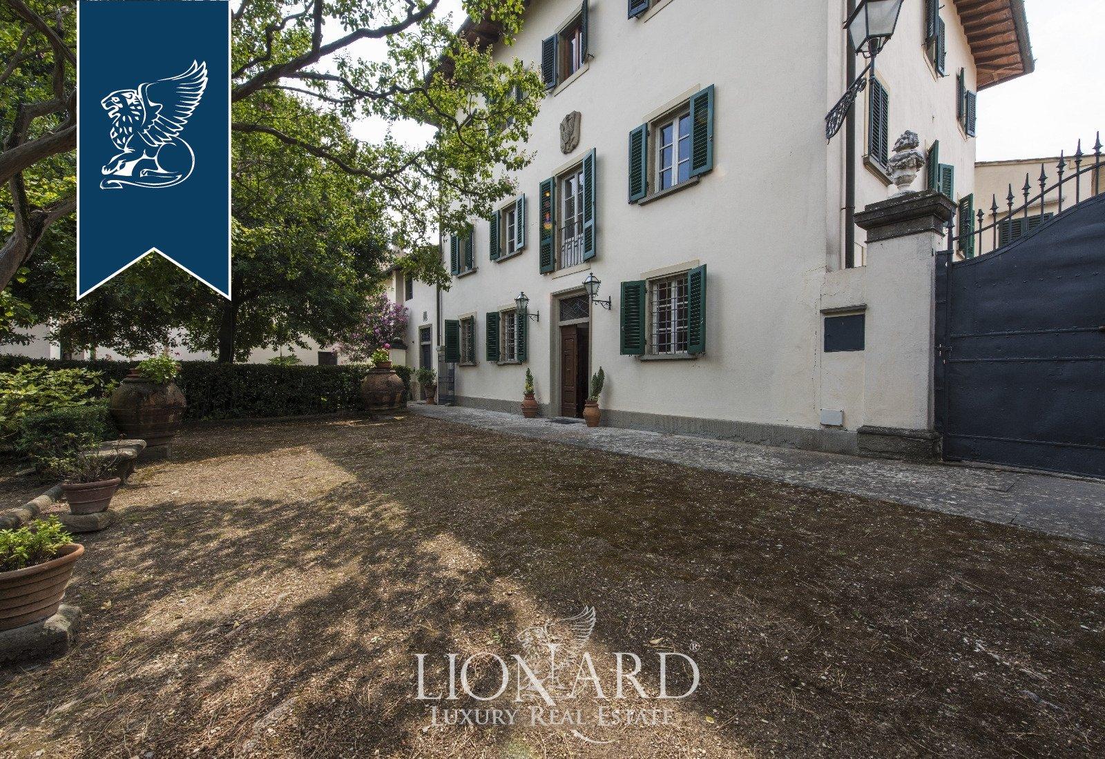Villa in Comeana, Tuscany, Italy 1
