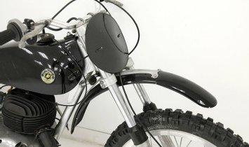 1972 Bultaco 125 Pursang