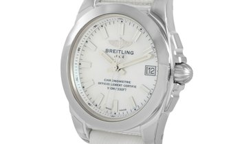 Breitling Breitling Galactic 36 Watch W7433012/A779