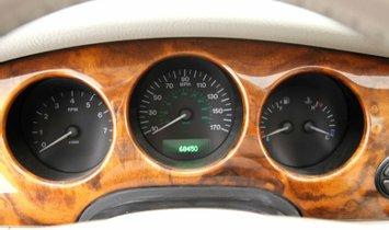 2003 Jaguar XJ8 Sedan