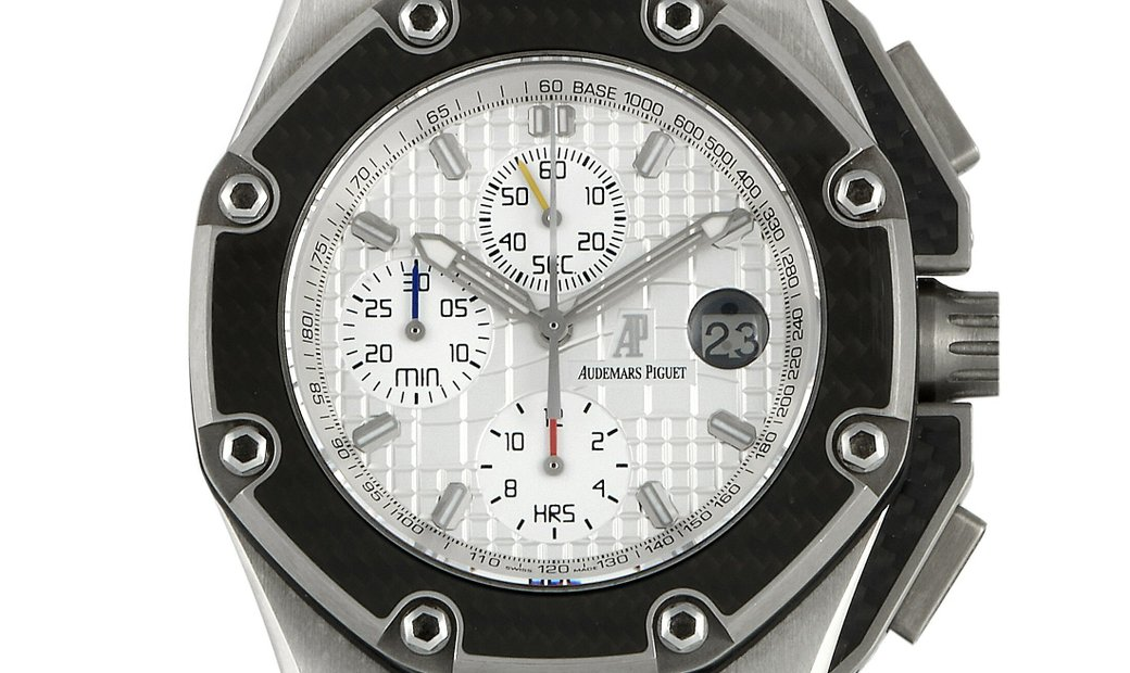Audemars Piguet Audemars Piguet Royal Oak Offshore Juan Pablo Montoya Limited Edition Watch 26030IO.