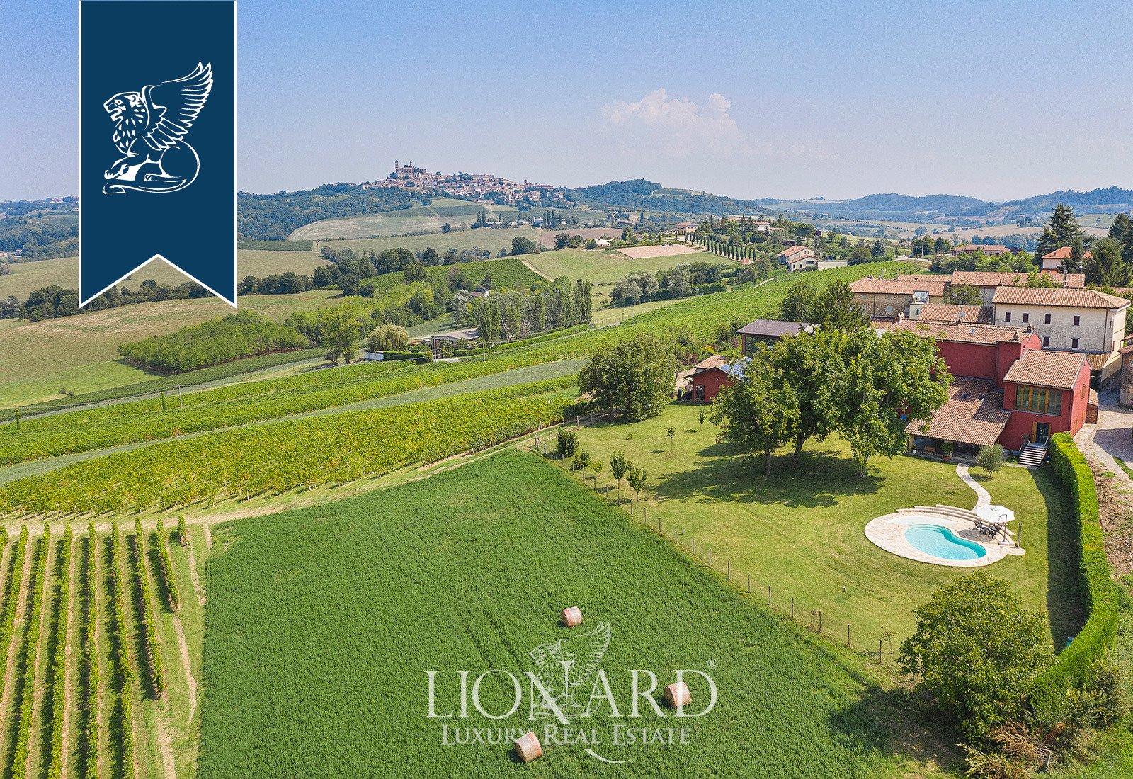 Villa in Piedmont, Italy 1