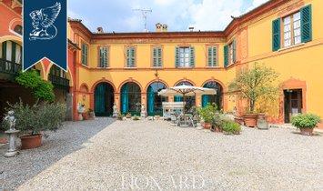 Villa in Ponte Cingoli, Lombardei, Italien 1