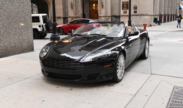 Aston Martin Db9 For Sale In Illinois United States Jamesedition