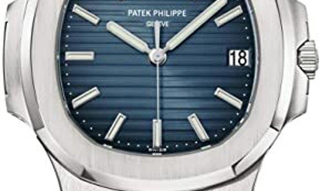 Patek Philippe Nautilus Blue Dial 5711/1A
