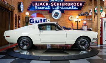1968 Ford Mustang 390 Fastback Restomod