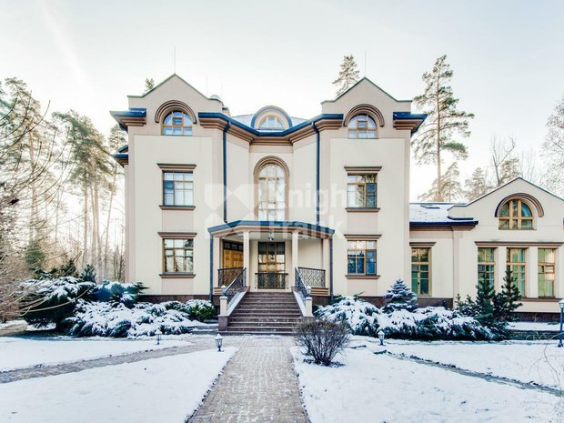 House in Riita, Moscow, Russia 1