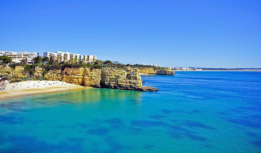Land in Armação de Pêra, Algarve, Portugal 1
