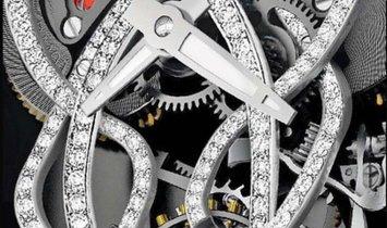 Richard Mille RM 019 Celtic Knot White Gold Diamond Set
