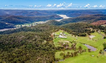 Mellong, New South Wales, Australien 1