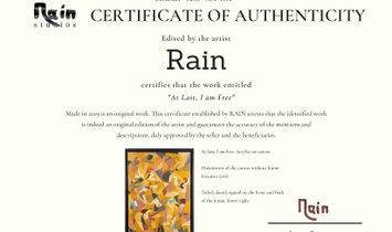 Rain Studios Gallery - Contemporary Art by Rain