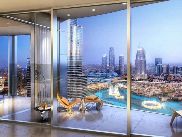 Penthouse in Downtown Dubai, Dubai, United Arab Emirates 1