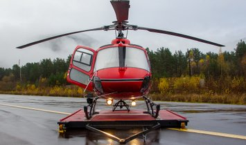 Eurocopter AS350B3+