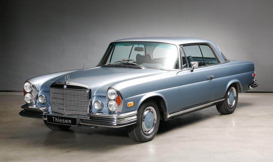 280 SE 3.5 Coupé