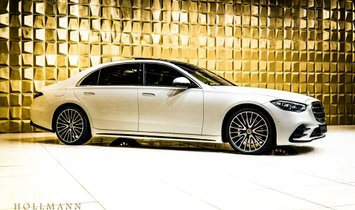 MERCEDES-BENZ S 500 4M LONG MY2021 CUSTOMIZED