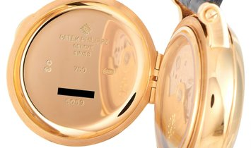 Patek Philippe Patek Philippe Perpetual Calendar Retrograde Watch 5059R