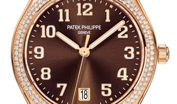 PATEK PHILIPPE TWENTY~4 7300/1200R-001 ROSE GOLD LADIES WATCH
