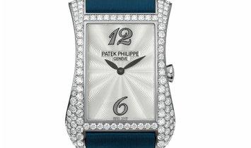PATEK PHILIPPE GONDOLO SERATA LADIES WATCH Ref. 4972G-001
