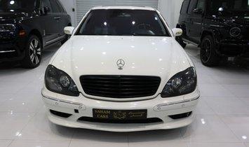 2002 Mercedes-Benz S 500