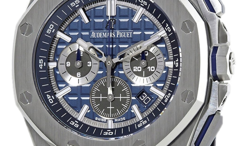 AUDEMARS PIGUET RO OFFSHORE CHRONOGRAPH REF 26480TI.OO.A027CA.01