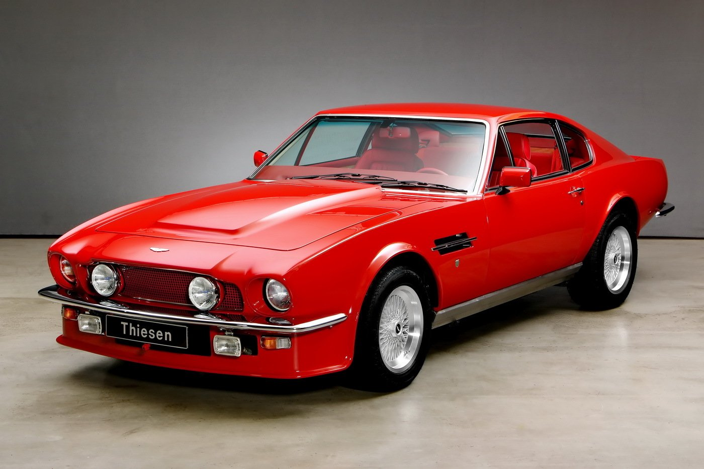 1988 Aston Martin Vantag In Hamburg Germany For Sale 11241053