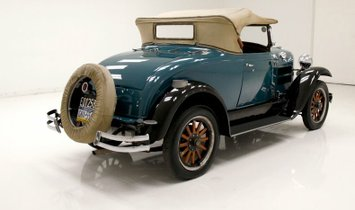 1928 Essex Super Six Roadster