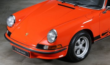 911 RS 2,7 Touring