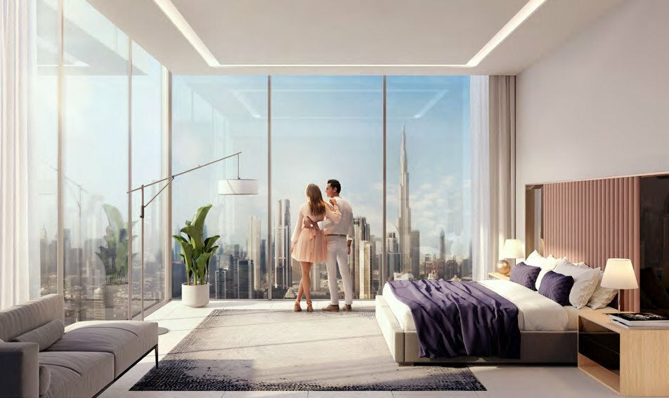 Apartment in Business Bay, Dubai, United Arab Emirates 1