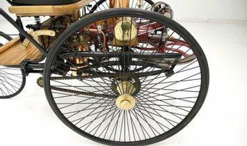 1890 Benz Patent Motorwagen