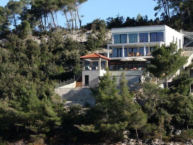 Villa in Korčula, Dubrovnik-Neretva County, Croatia 1